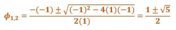 Cálculo de phi