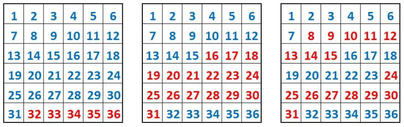 Adivinación al 36 sin cero p1