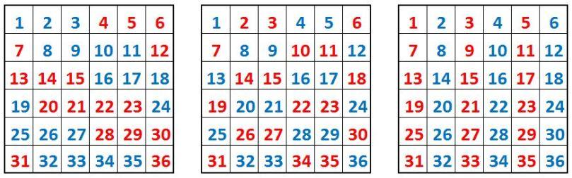 Adivinación al 36 sin cero p2